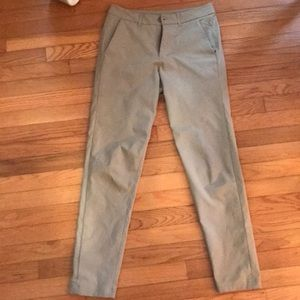 Men's Lululemon Commission Pant Slim